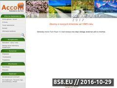 Miniaturka domeny www.kalendarze.accom.com.pl