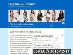 Miniaturka domeny www.kalia.com.pl