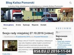 Miniaturka domeny kaliszpomorski.eu