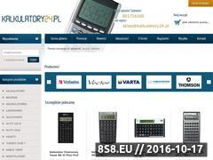 Miniaturka domeny www.kalkulatory24.pl
