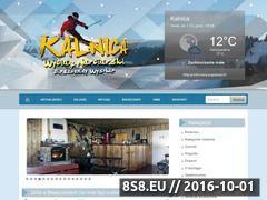 Miniaturka domeny www.kalnica.eu