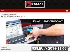 Miniaturka domeny www.kamalauto.pl