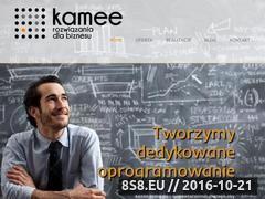 Miniaturka domeny kamee.pl