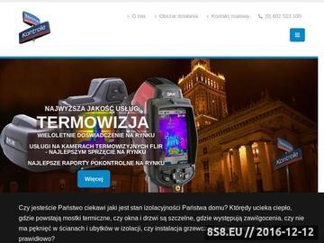 Zrzut strony Kamera termowizyjna Warszawa