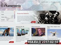 Miniaturka domeny www.kamerownia.com.pl