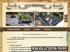 Miniaturka domeny kamieniarstwo-serwin.pl