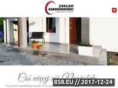 Miniaturka domeny www.kamieniarstwo-stargard.pl