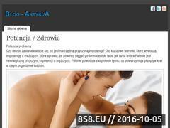 Miniaturka domeny www.kamieniecwro.pl