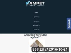 Miniaturka domeny kampet.pl