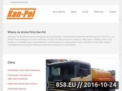 Miniaturka domeny www.kan-pol.pl