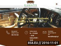 Miniaturka domeny kanapis.pl