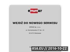 Miniaturka domeny www.kanati.pl