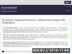 Miniaturka domeny www.kancelaria-accountant.pl