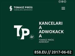 Miniaturka kancelaria-pirog.pl (Adwokat Opole)