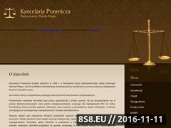 Miniaturka domeny kancelaria-potepa.pl