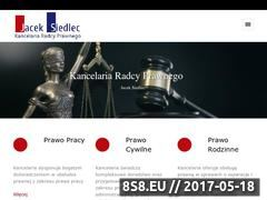 Miniaturka domeny kancelaria-siedlec.pl