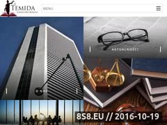 Miniaturka domeny kancelaria-temida.pl