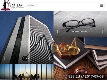 Zrzut strony Adwokat Rzeszów