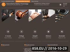Miniaturka domeny kancelaria-tyczynska.pl