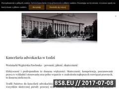 Miniaturka domeny kancelaria-wwp.pl