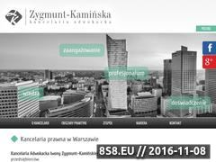Miniaturka domeny kancelaria-zk.pl