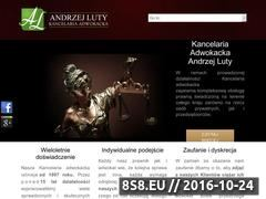 Miniaturka domeny kancelarialuty.pl