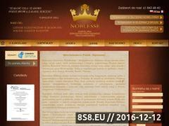 Miniaturka domeny kancelarianoblesse.pl