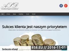 Miniaturka domeny kancelariaskarla.pl