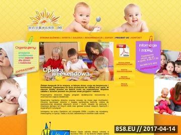 Zrzut strony Żłobki Opole