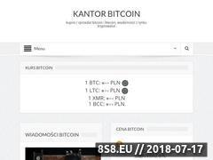 Miniaturka kantorbitcoin.pl (Kantor BTC)