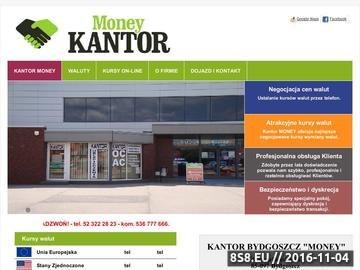Zrzut strony Kantor Bydgoszcz