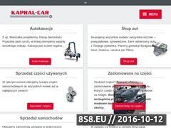 Miniaturka domeny kapral-car.pl