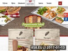 Miniaturka Dystrybucja kebabu i hurtownia kebabu (www.kaptanfood.pl)