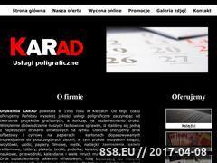 Miniaturka domeny karad.pl