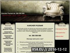 Miniaturka domeny karcherpoznan.com