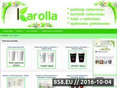 Miniaturka domeny karolla.com