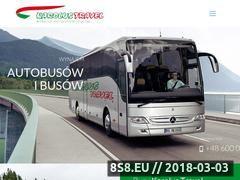 Miniaturka karolus.pl (Wynajem busów i autokarów)