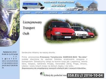 Zrzut strony BUSY - Wrocław - Jelenia Góra - Karpacz - Szklarska Poręba