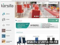 Miniaturka domeny www.karsilla.pl