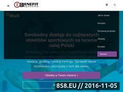 Miniaturka domeny kartamultisport.pl