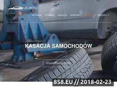 Miniaturka kasacja-aut.pl (Autokasacja - złomowanie i wymiana opon)