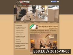 Miniaturka domeny www.kaskadaurody.pl