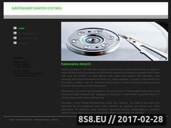 Miniaturka domeny www.kasowanie-danych-z-dysku.pl
