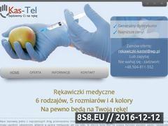 Miniaturka domeny kastel-rekawiczki.pl