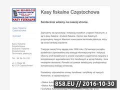 Miniaturka domeny kasyczestochowa.pl