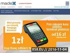 Miniaturka domeny www.kasyf.pl