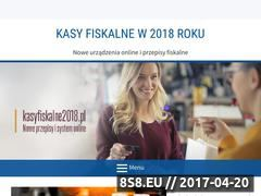 Miniaturka domeny kasyfiskalne2018.pl