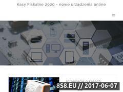 Miniaturka domeny kasyfiskalne2020.pl