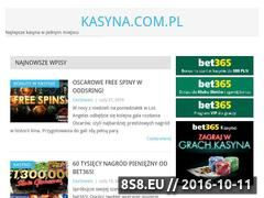 Miniaturka kasyna.com.pl (Najlepsze serwisy internetowe)