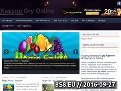 Miniaturka kasyno-gry-online.pl (Najlepsze gry online za darmo)
